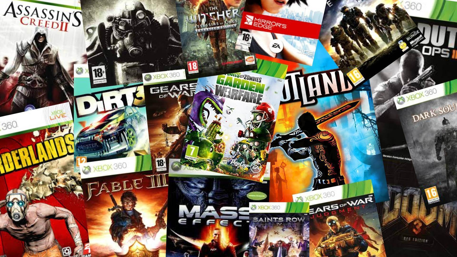 Mass Effect rétrocompatible ! La liste des jeux rétrocompatibles Xbox 360