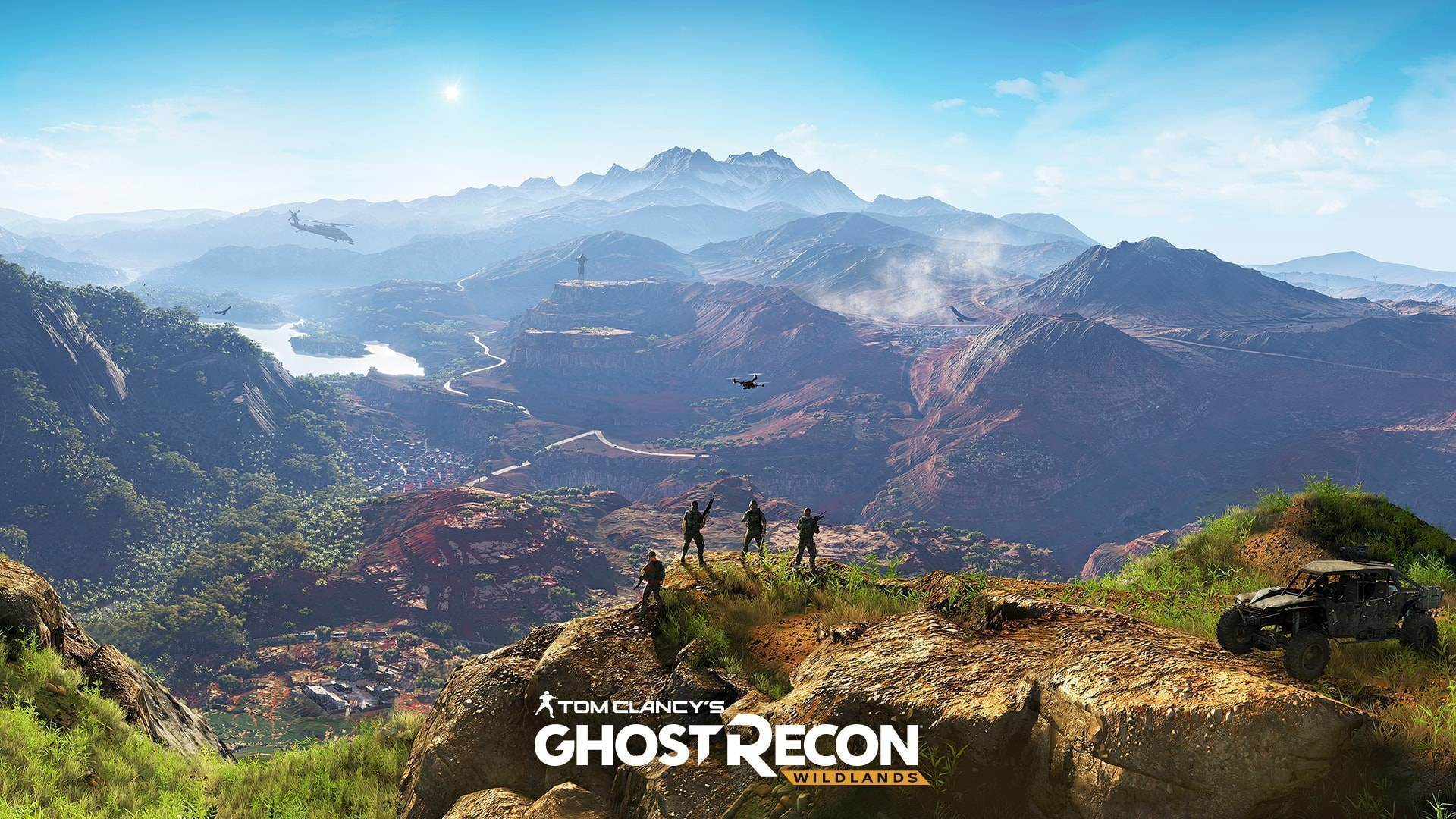 Ghost Recon Wildlands gratuit ce week-end !