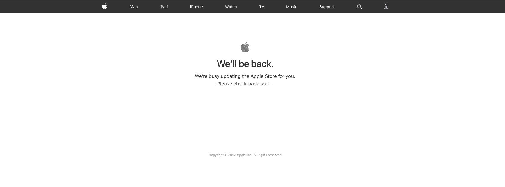 Apple ce prépare-il pour le BlackFriday ?