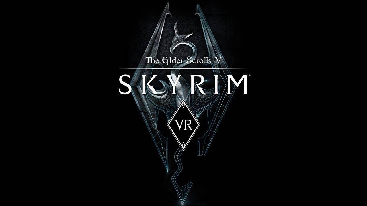 SKYRIM VR POUR PS4 ET PC!