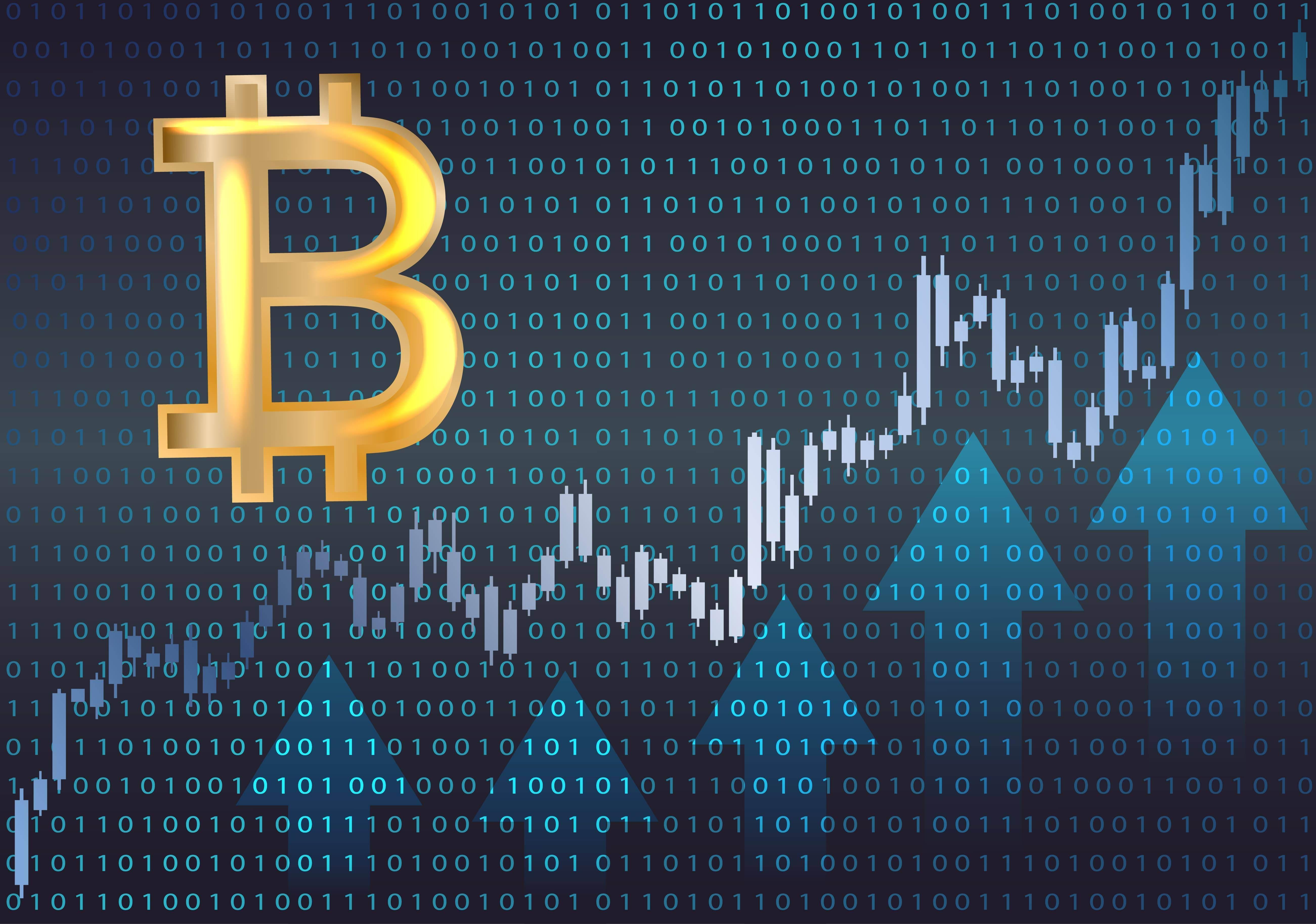 Bitcoin en route vers les étoiles!