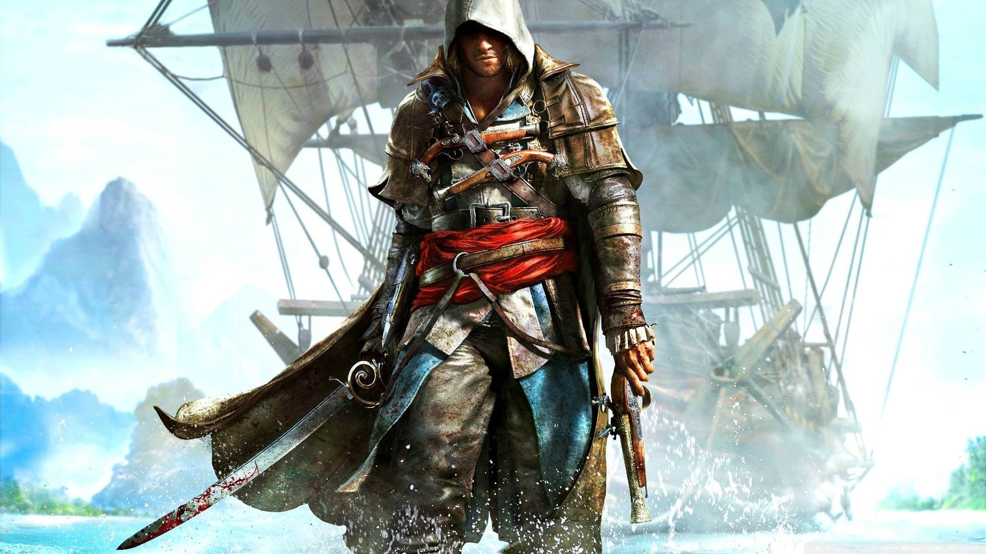 Assassin's Creed IV Black Flag gratuit !