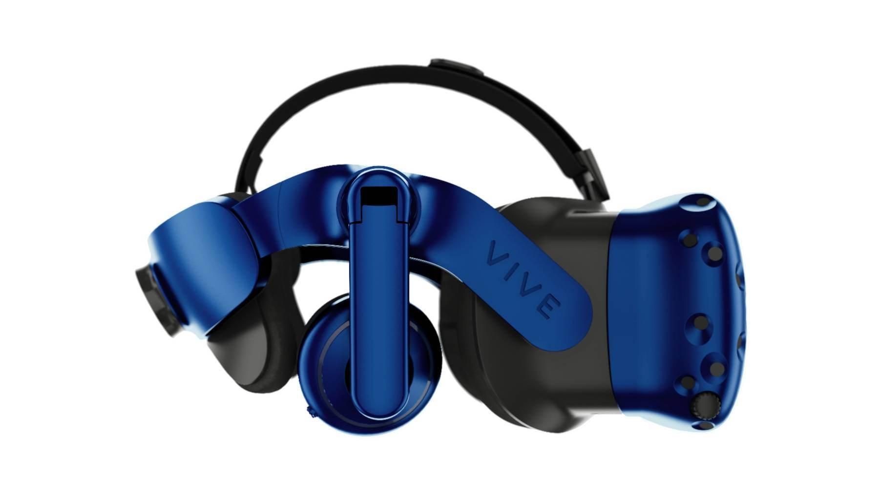 HTC Vive Pro : Quoi de plus ?