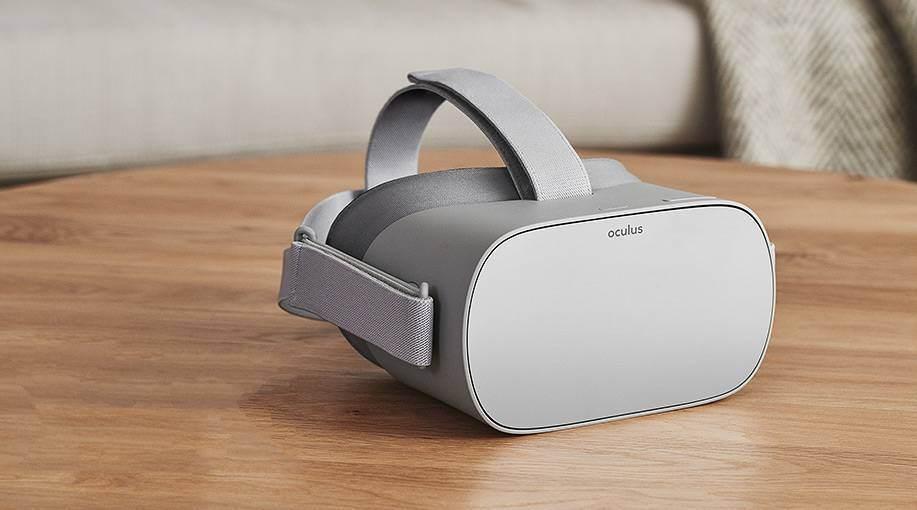 Oculus lance son nouveau modèle Oculus Go