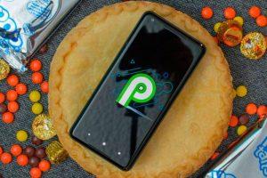 Lancement d'Android 9.0 Pie