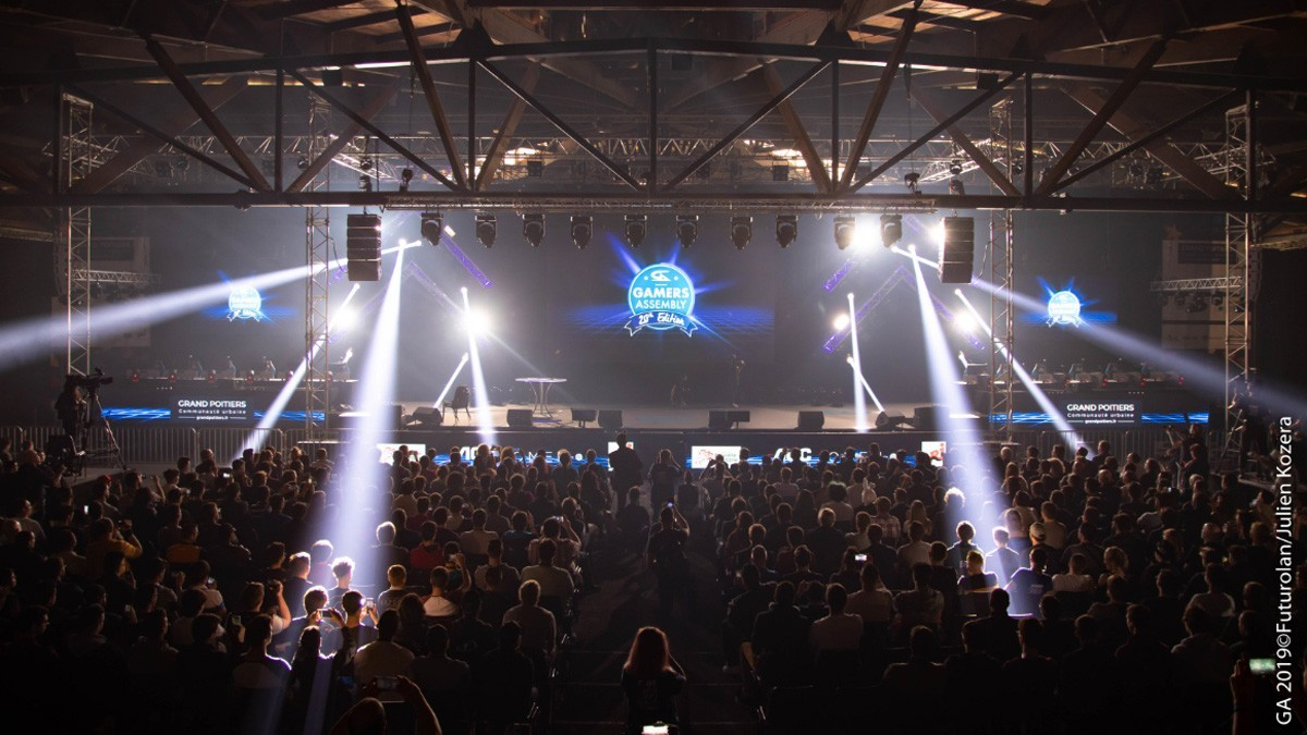 [PHOTO] Coup d'envoi réussi pour la 20ème édition de la Gamers Assembly !