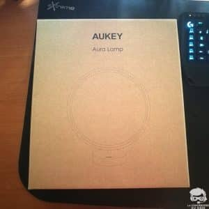 Boite Aukey Aura Lamp