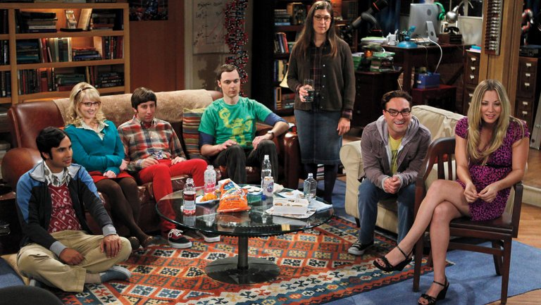 Dimanche C'Netflix and Chill, The Big Bang Theory, c'est fini !