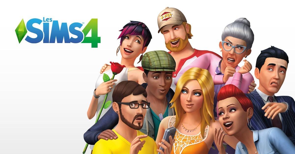 Sims 4 gratuit sur Origin