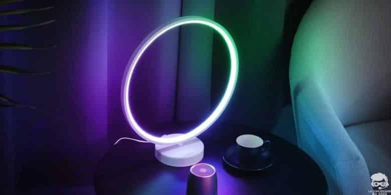 Slider Aukey Aura Lamp