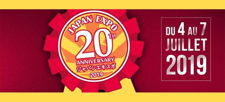 La Conciergerie Du Geek à la Japan Expo
