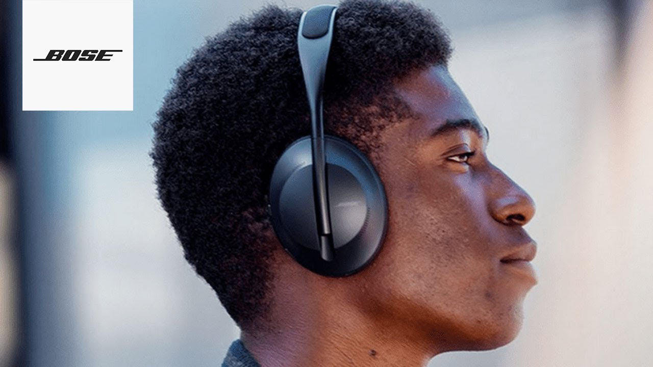 Test : headphones 700 de chez Bose