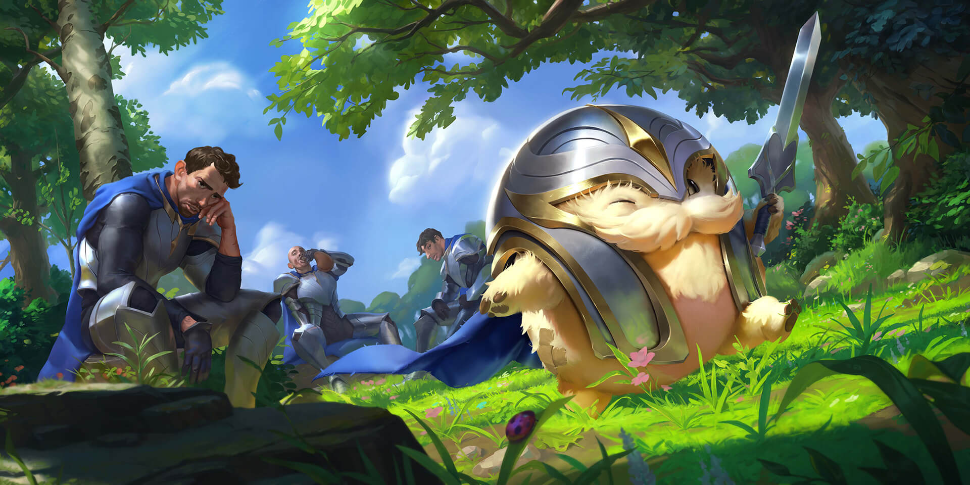 Le mode Draft arrive sur Legends of Runeterra dès aujourd'hui