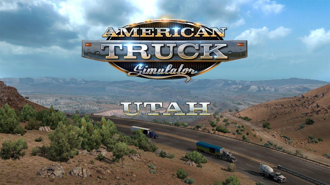 American Truck Simulator – Utah