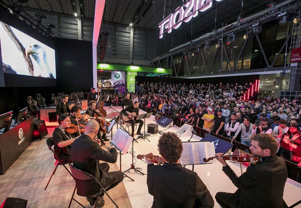 Ubisoft Experience : Assassin's Creed Symphony
