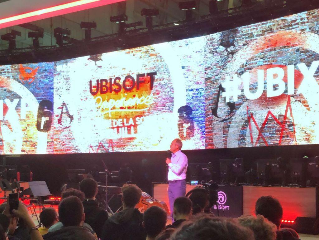 Ubisoft Experience : Yves Guillemot
