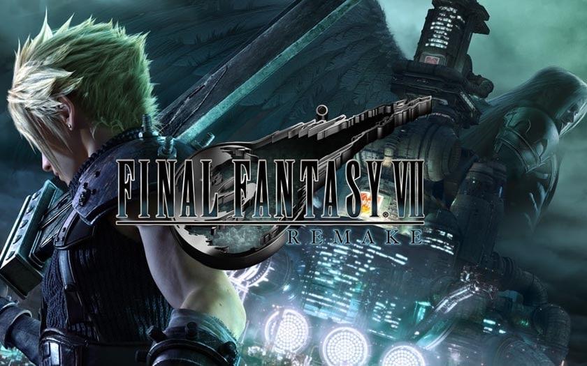 Final Fantasy VII Remake – nouveaux fonds d'écran