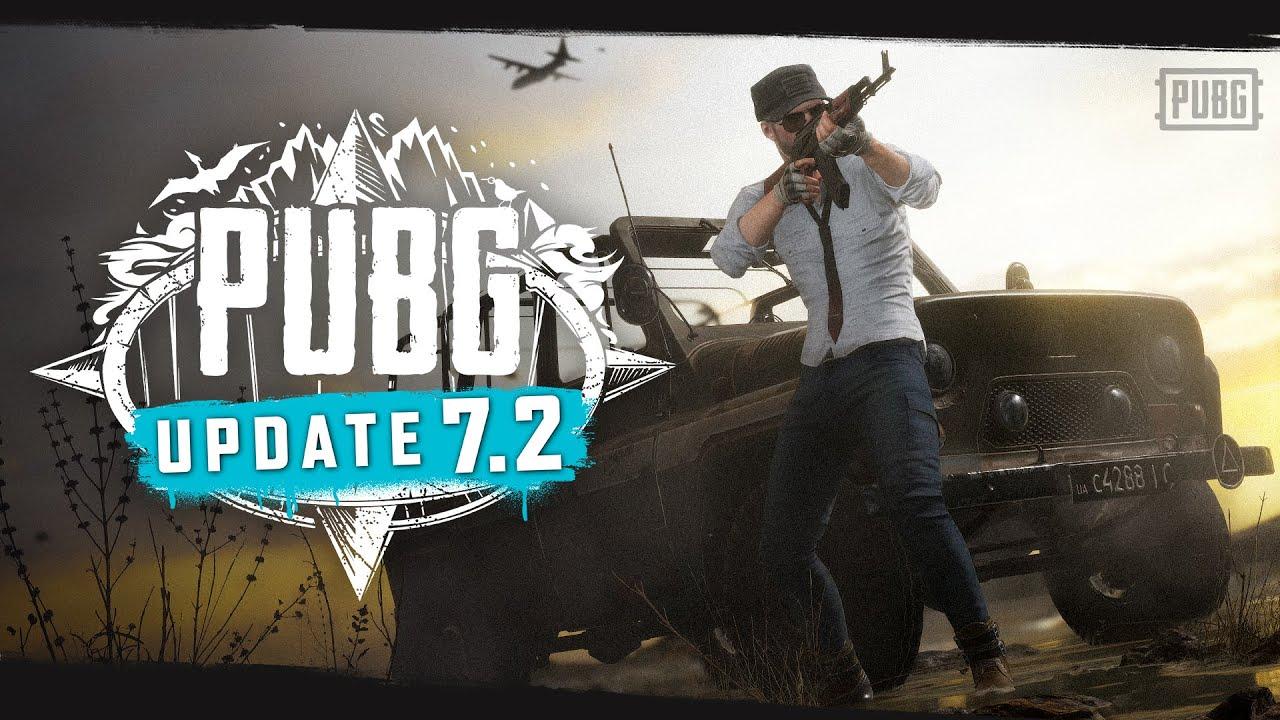La mise à jour 7.2 de PUBG apporte le mode classé et plus