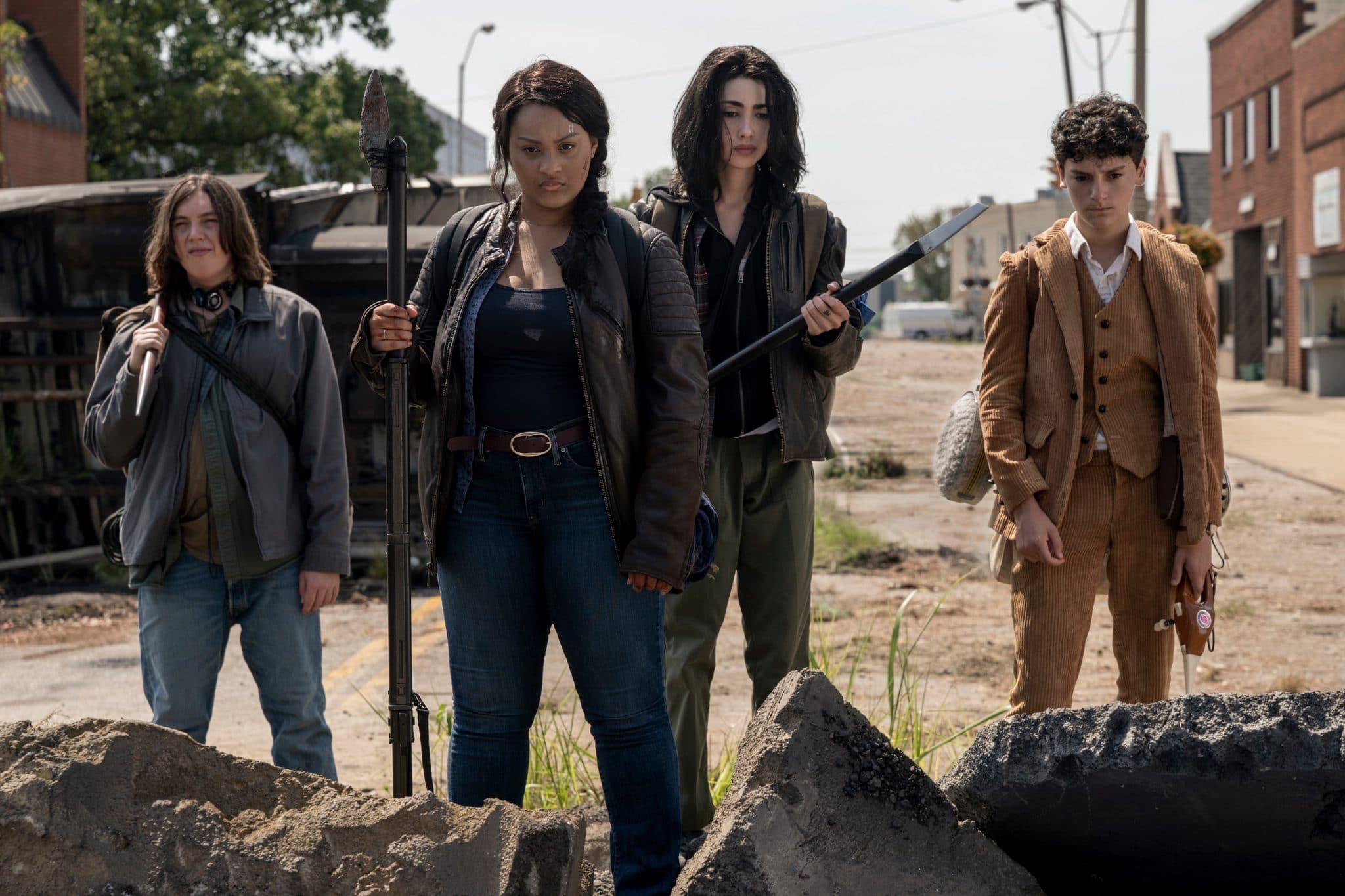 The Walking Dead: World Beyond: Que vaut la nouvelle série de l'Univers TWD? (NO SPOIL)