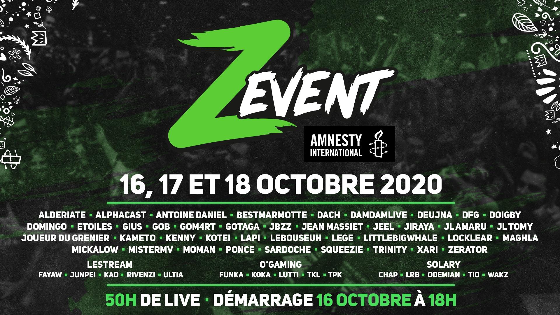 Z'EVENT 2020 : C'est fini !