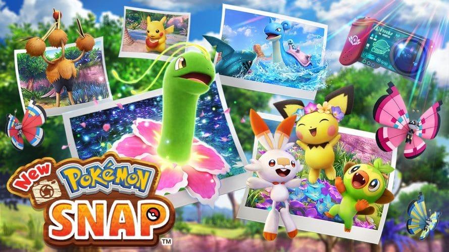 New Pokémon Snap en précommande dès maintenant
